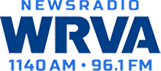Logo Recognizing Smith Strong, PLC's affiliation with WRVA News Radio