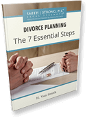 Divorce Planning Cover